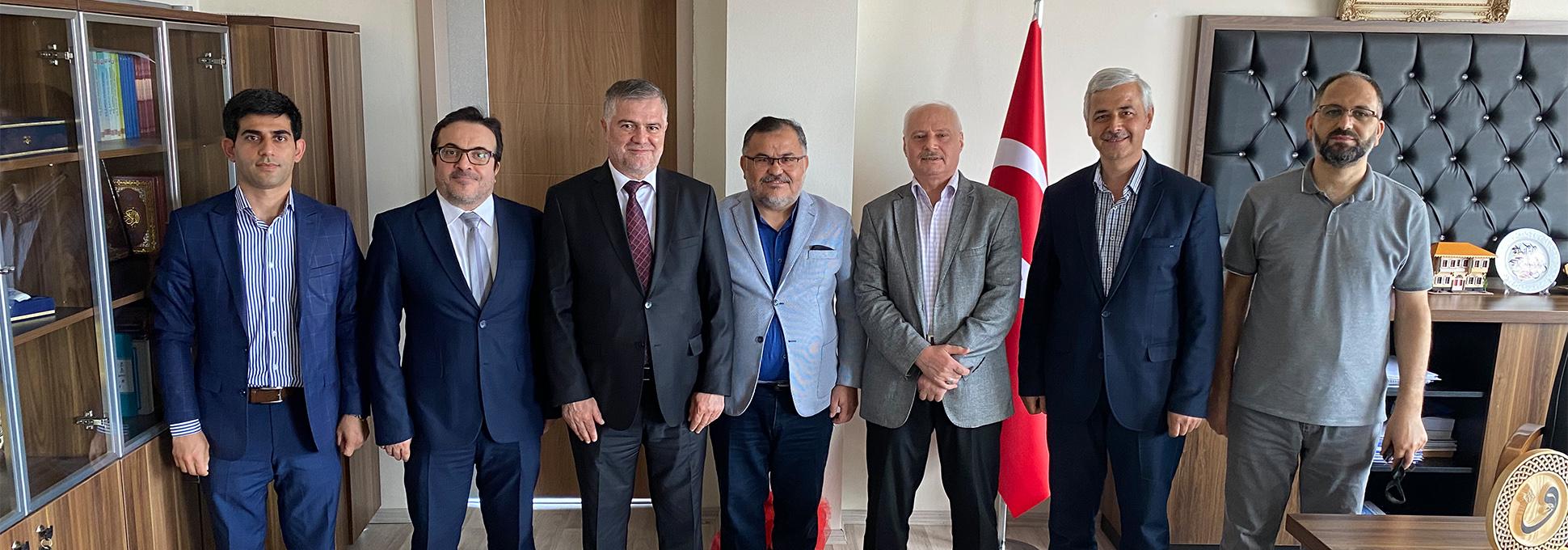 Bursa Uludağ Üniversitesi'ne Akademik Ziyaret Gerçekleştirdik
