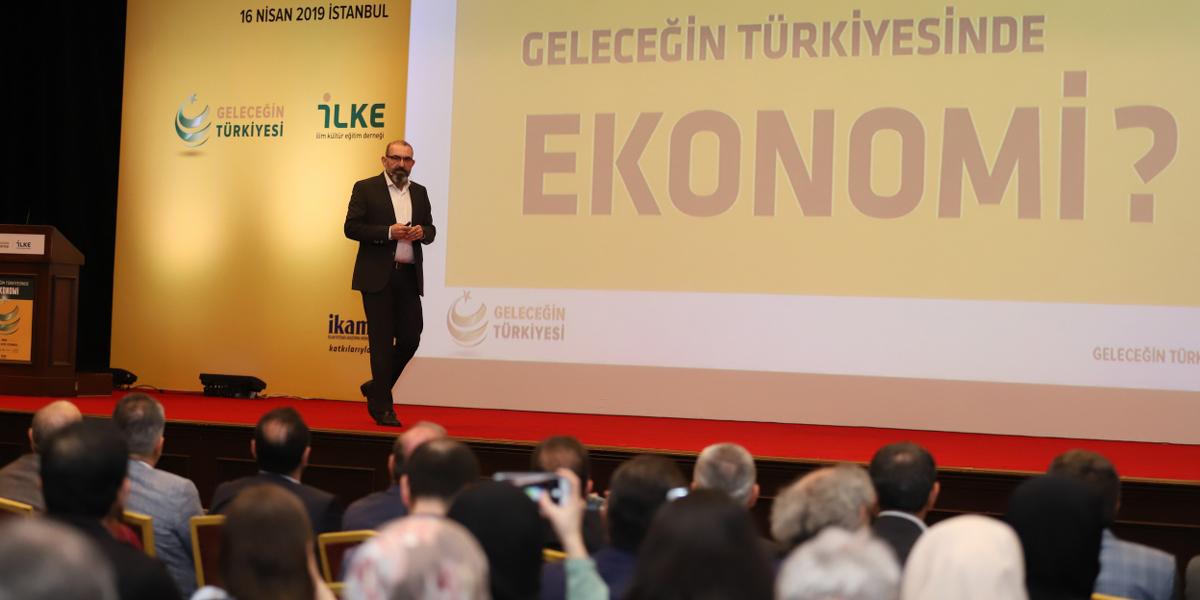 Geleceğin Türkiyesinde Ekonomi Raporu Sunuldu