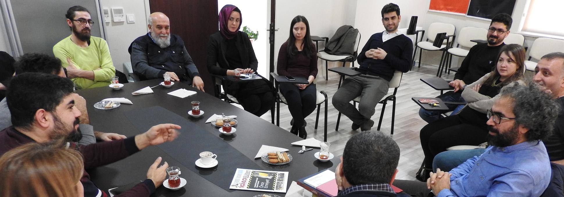 İGİAD Eğitim Komisyonu, Kırklareli Üniversitesini Ziyaret Etti
