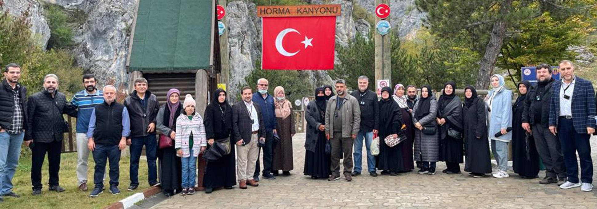 Üyelerimiz Safranbolu ve Amasra Gezisinde Bir Araya Geldi